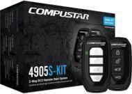 Compustar 4905S 2-Way Remote Start System