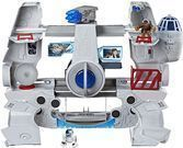 Star Wars Galactic Heroes 2-In-1 Millennium Falcon Playset