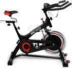 Ancheer Indoor Belt Drive Exercise Bike with Heart Rate
