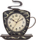 Westclox Coffee Mug Wall Clock