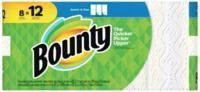 3x Bounty 8pk Select-A-Size Paper Towels + $10 Gift Card