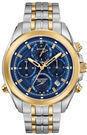 Bulova Precisionist 44.5mm Men's Chronograph Watch (98B276)