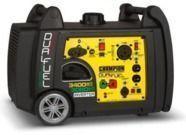 Champion 3400W Portable Dual Fuel Inverter Generator